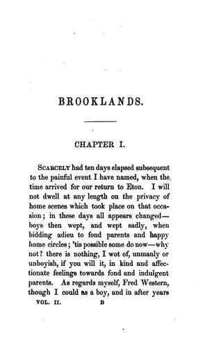 Brooklands, a Sporting Biography by Herbert Byng Hall