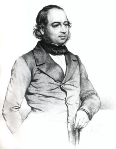 Photo of John Gould