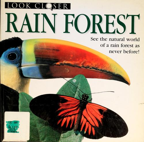 Rain forest by Frank Greenaway