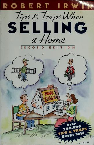Tips and Traps when selling a home