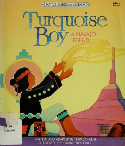 Turquoise boy