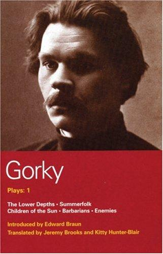 Five Plays (Methuen's World Dramatists) by Maksim Gorky