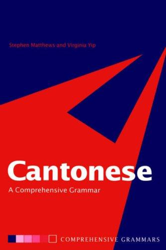 Cantonese by Stephen Matthews