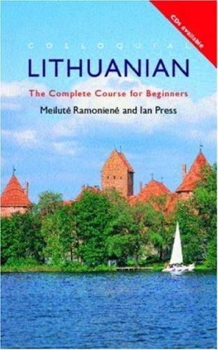 Colloquial Lithuanian by Ian Press