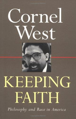 Keeping faith by Cornel West