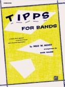 T-i-p-p-s for Band for Oboe by Nilo Hovey