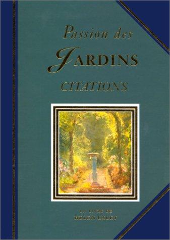 Passion des jardins by Helen Exley