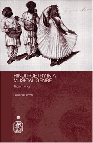 Hindi Poetry In A Musical Gere by L. Du Perron
