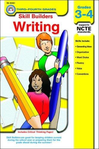 Writing Grades 3-4 (Skill Builders Series)