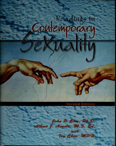 Readings in contemporary sexuality by John P. Elia