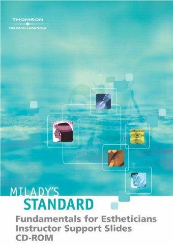 Milady's Standard Fundamentals for Estheticians PowerPoint Program by MILADY