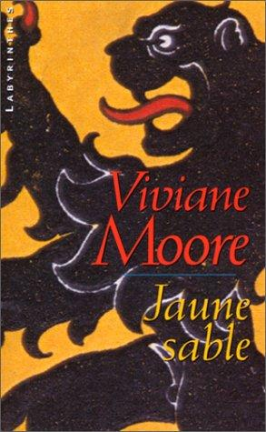 Jaune sable by Viviane Moore