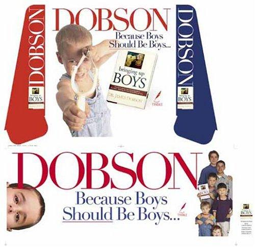 Bringing Up Boys Endcap Kit by James C. Dobson