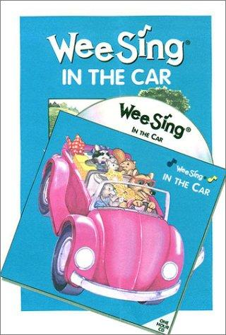 Wee Sing in the Car book and cd by Susan Hagen Nipp