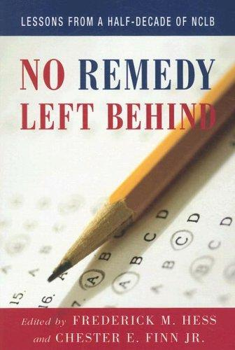 No Remedy Left Behind