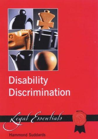 Disability Discrimination by Hammond Suddards