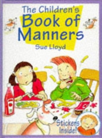 Children's Book of Manners by Susan M. Lloyd