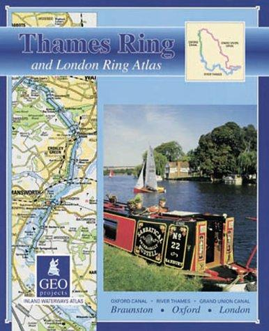 Thames Ring and London Ring Atlas by Geoprojects