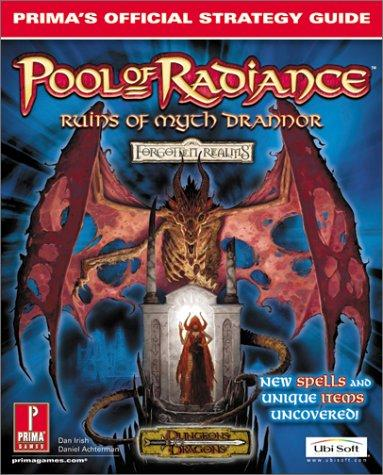 Image 0 of Pool of Radiance: Ruins of Myth Drannor: Prima's Official Strategy Guide
