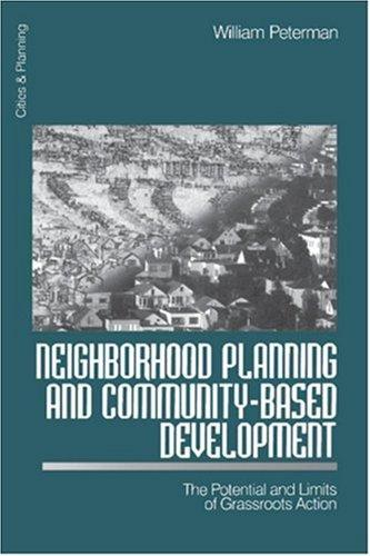 Neighborhood Planning and Community-Based Development
