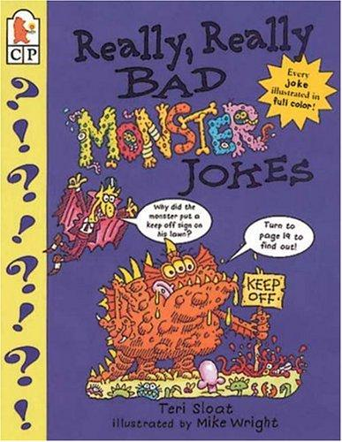Really, really bad monster jokes by Teri Sloat