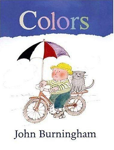 Colors (First Steps Board Books)