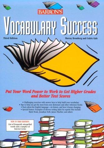 Vocabulary success by Murray Bromberg