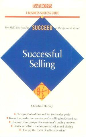 Successful selling by Christine Harvey