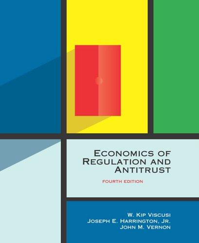 Image 0 of Economics of Regulation and Antitrust, 4th Edition (The MIT Press)