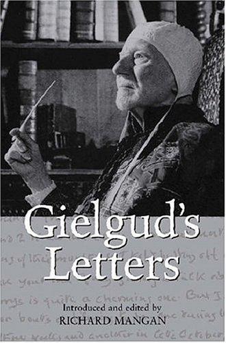 Gielgud's Letters