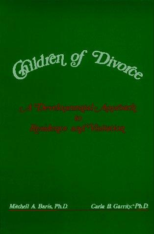 Children of divorce by Mitchell A. Baris