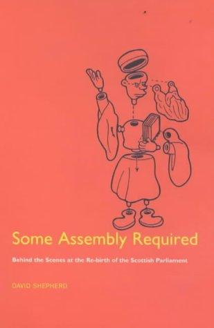 Some assembly required by Shepherd, David