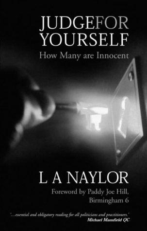 Judge for Yourself by Lesley A. Naylor