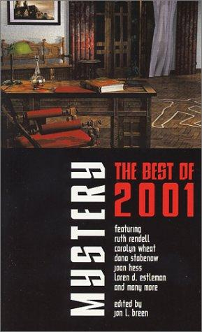 The Best Mysteries of 2001 by Jon L. Breen