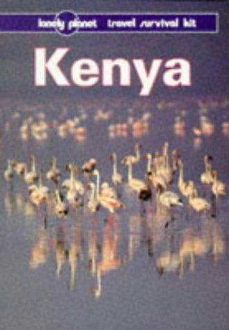 Lonely Planet Kenya by Hugh Finlay, Geoff Crowther