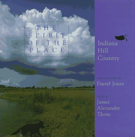 The spirit of the place by Jones, Darryl