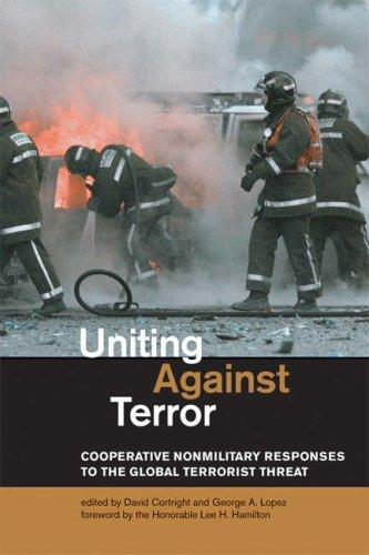 Uniting against terror by David Cortright, George A. Lopez