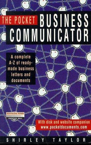 The Pocket Business Communicator by Shirley Taylor