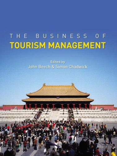 The business of tourism management by