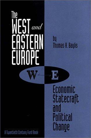 The West and Eastern Europe