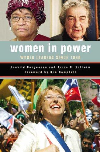 Women in Power by Gunhild Hoogensen, Bruce O. Solheim