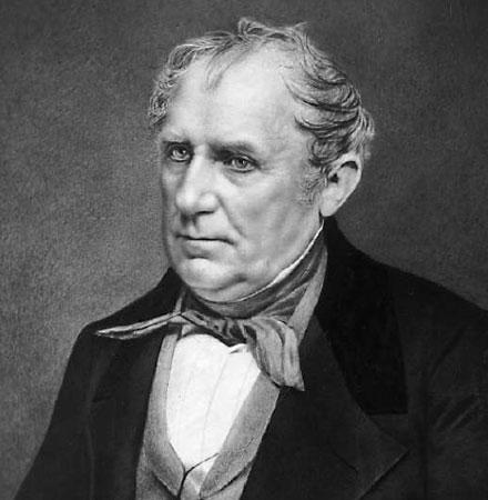 Photo of James Fenimore Cooper