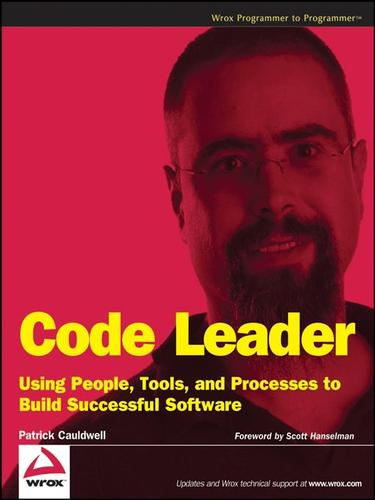 Code leader by Patrick Cauldwell