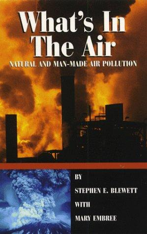 What's in the air by Stephen E. Blewett