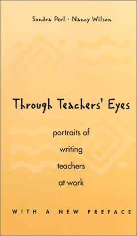 Through teachers' eyes