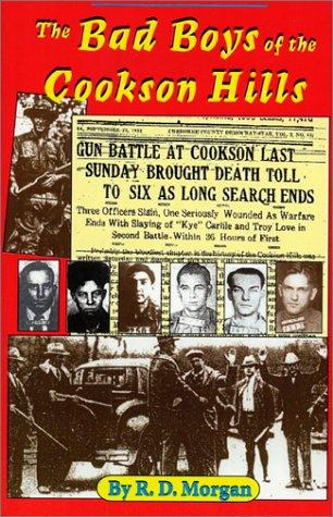 The Bad Boys of the Cookson Hills by R. D. Morgan