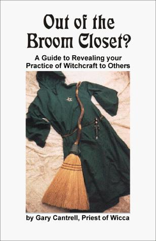 Out of the broom closet? by Gary Cantrell