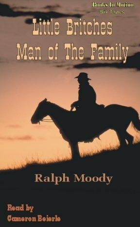 Man of the Family (The Little Britiches Series) by Ralph Moody