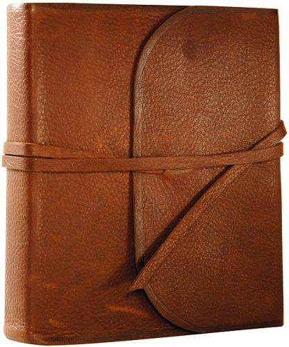 Holy Bible - ESV Journaling, Leather, Brown