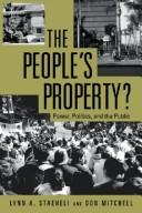 The people's property?